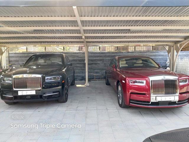 Bộ đôi Rolls-Royce gần trăm tỷ xuất hiện trong garage với chiếc Phantom VIII chính hãng độc nhất Việt Nam gây chú ý - Ảnh 1.