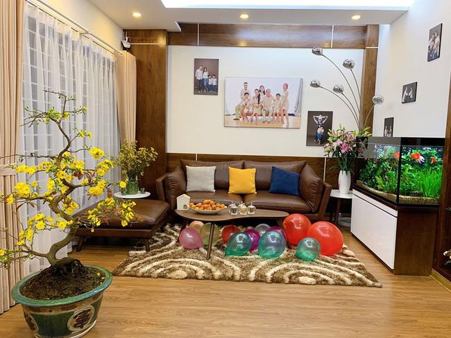 MC Hoàng Linh lần đầu hé lộ về không gian trong ngôi nhà mới tậu tiền tỷ, nhìn cách bày biện khiến nhiều người trầm trồ - Ảnh 3.