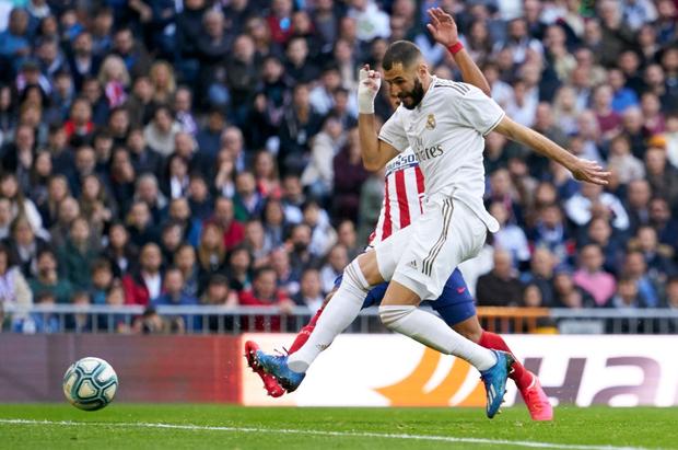 Đánh bại kình địch trong trận đại chiến thủ đô Tây Ban Nha, Real Madrid cho Barcelona hít khói trong cuộc đua vô địch - Ảnh 5.