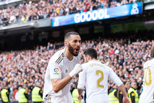 Đánh bại kình địch trong trận đại chiến thủ đô Tây Ban Nha, Real Madrid cho Barcelona hít khói trong cuộc đua vô địch - Ảnh 6.