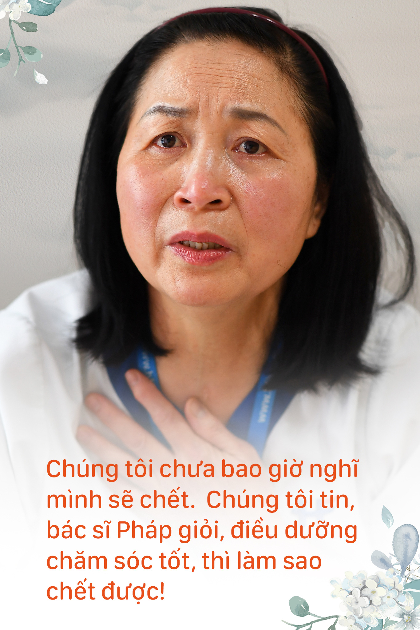 Nữ y tá Việt Nam và câu nói của phóng viên quốc tế: Tất cả những người phải thở máy không một ai sống sót! - Ảnh 4.