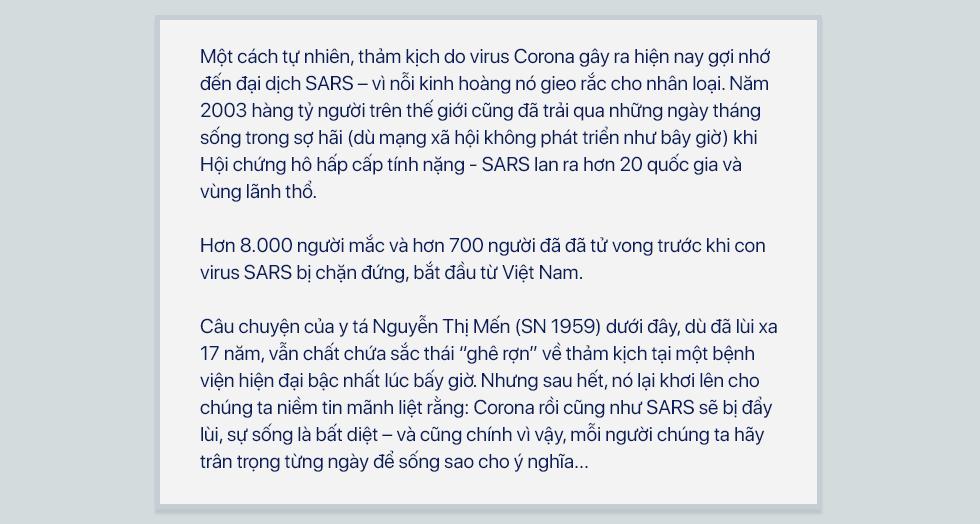 Nữ y tá Việt Nam và câu nói của phóng viên quốc tế: Tất cả những người phải thở máy không một ai sống sót! - Ảnh 1.