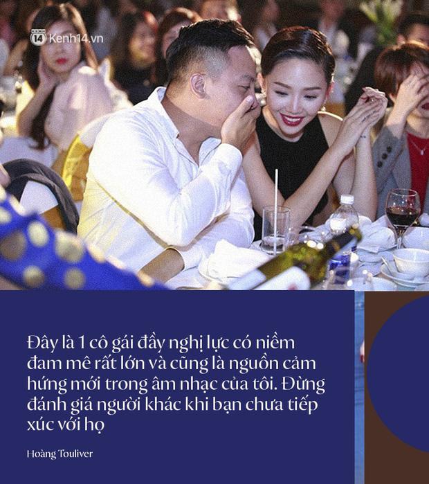 Tóc Tiên - Hoàng Touliver: 4 năm yêu với những câu nói không ngôn tình nhưng đầy ấm áp và trân trọng! - Ảnh 5.