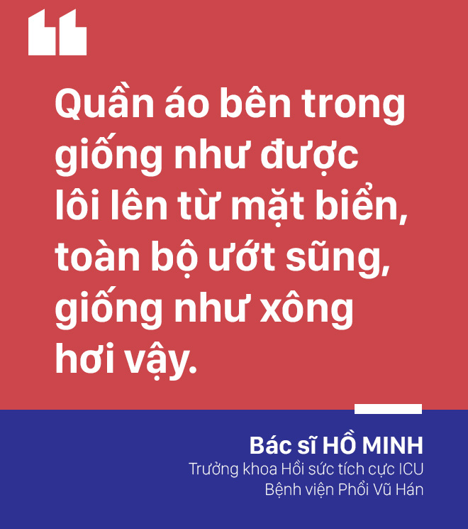 Bác sĩ ICU Vũ Hán chia sẻ chân thực: Các bệnh nhân nặng của đồng nghiệp đều tử vong, lấp đầy phòng bệnh chỉ cần 1 giờ - Ảnh 18.