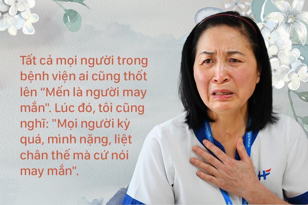 Nữ y tá Việt Nam và câu nói của phóng viên quốc tế: Tất cả những người phải thở máy không một ai sống sót! - Ảnh 9.