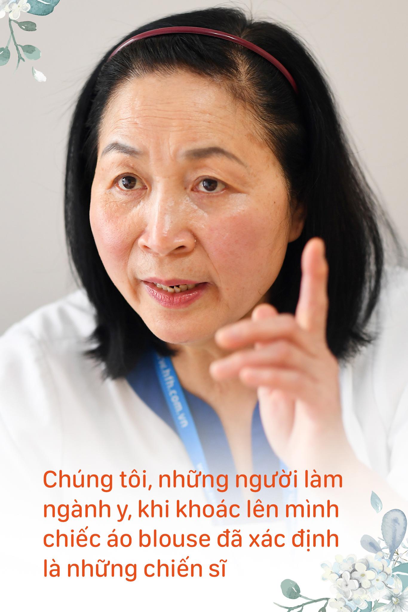 Nữ y tá Việt Nam và câu nói của phóng viên quốc tế: Tất cả những người phải thở máy không một ai sống sót! - Ảnh 15.