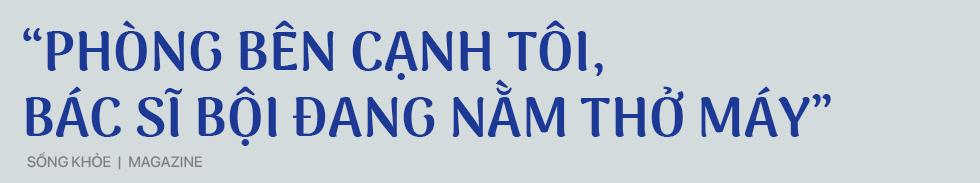 Nữ y tá Việt Nam và câu nói của phóng viên quốc tế: Tất cả những người phải thở máy không một ai sống sót! - Ảnh 8.