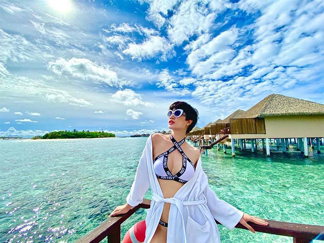 Trang Trần thẳng thắn tiết lộ sự thật sau loạt ảnh bikini nóng bỏng - Ảnh 6.