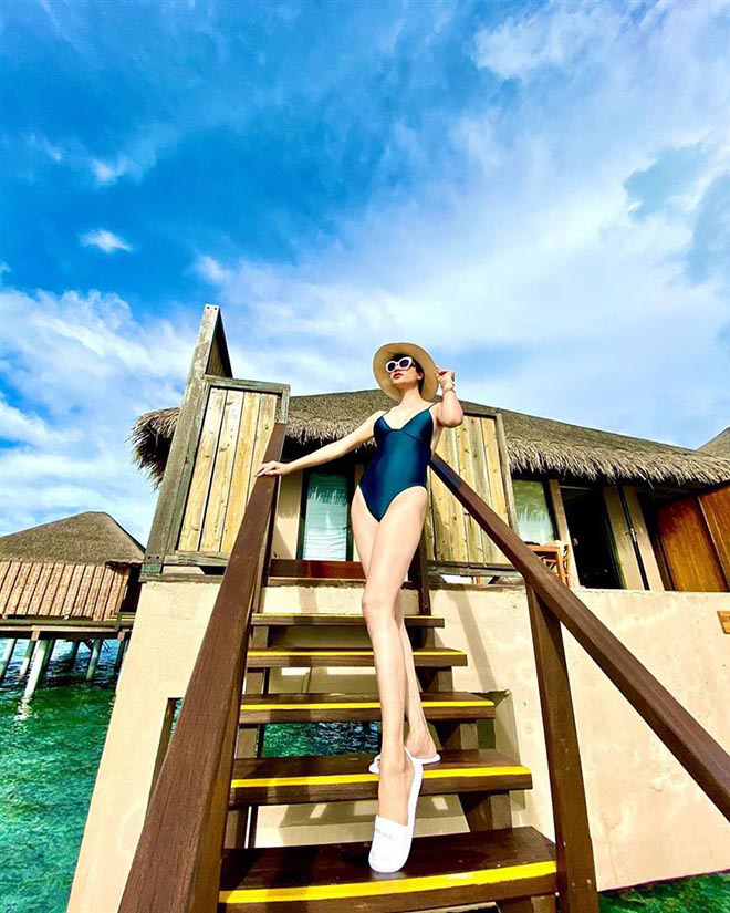 Trang Trần thẳng thắn tiết lộ sự thật sau loạt ảnh bikini nóng bỏng - Ảnh 5.