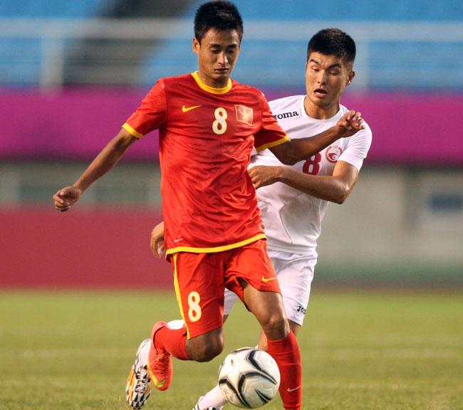 Kyrgyzstan từng là bại tướng của Việt Nam ở giải đấu kỳ lạ trên đất Hàn Quốc - Ảnh 2.