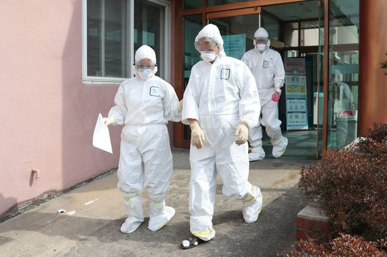 Hàn Quốc xác nhận có thêm 48 ca nhiễm COVID-19 mới, trong đó 46/48 người có liên quan đến nhà thờ Shincheonji - Ảnh 1.