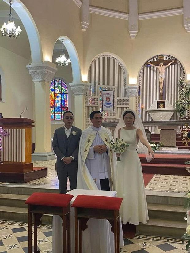 Tóc Tiên chính thức lên tiếng chia sẻ lý do giấu kín hôn lễ với Hoàng Touliver - Ảnh 3.