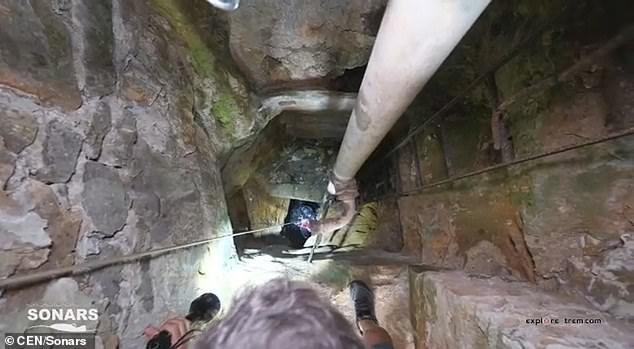 Lặn xuống hang ngầm thời cổ đại, các nhà khảo cổ phát hiện hàng loạt điều bất ngờ  - Ảnh 3.