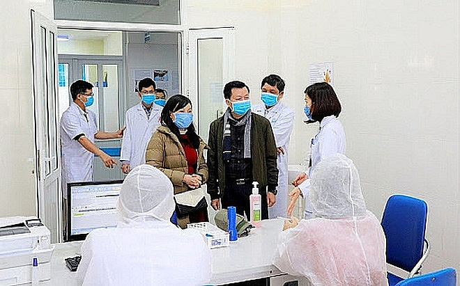 Hà Nội: Đảm bảo cung ứng đủ thuốc phòng, chống dịch Covid 19 - Ảnh 1.