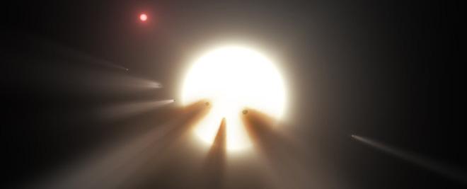 Khoảng 6 tỷ năm nữa, ánh sáng toát ra từ Mặt Trời đang chết sẽ thiêu rụi vành đai tiểu hành tinh - Ảnh 1.