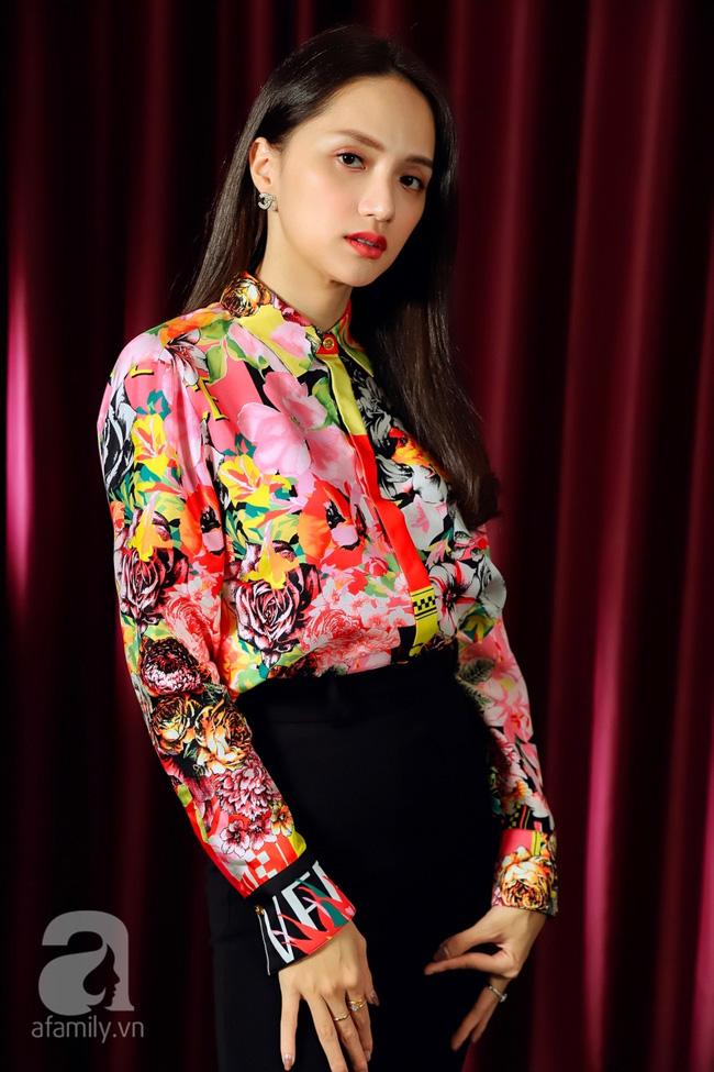 Hoa hậu Hương Giang: Sợ hãi khi nói về đám cưới, muốn đổi mọi thứ để được sinh con - ảnh 4