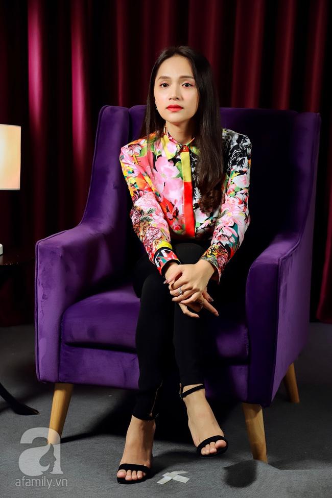 Hoa hậu Hương Giang: Sợ hãi khi nói về đám cưới, muốn đổi mọi thứ để được sinh con - ảnh 10