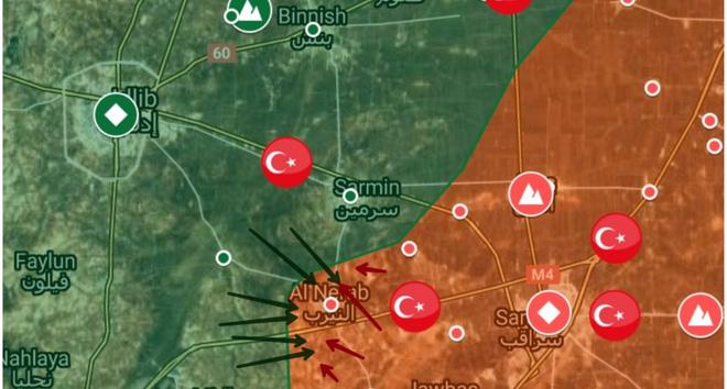 Thảm bại trong trận thử lửa ở Syria, Thổ chủ quan khinh địch hay đã mắc bẫy Su-24 Nga? - Ảnh 1.