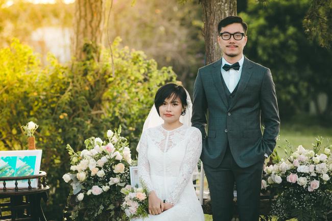 Nên duyên nhờ mảnh vườn đẹp, chàng kiến trúc sư tự tay chuẩn bị đám cưới như thơ ở Đà Lạt để chiều ý nguyện người yêu - ảnh 1