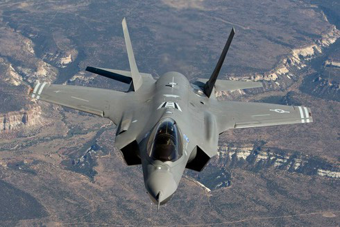 Máy bay tàng hình F-35A khi chiến đấu cũng là lúc tự sát? - Ảnh 3.
