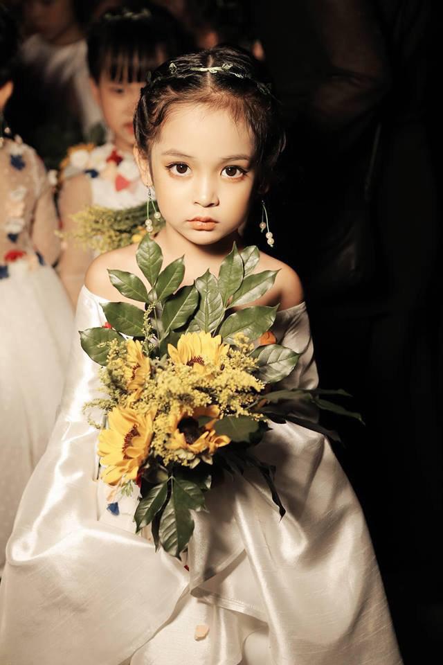 Các mỹ nhân nhí hứa hẹn là nàng thơ cho phim Việt: Toàn thiên thần xinh xắn, có cả Hoa hậu Chu Diệp Anh - Ảnh 1.