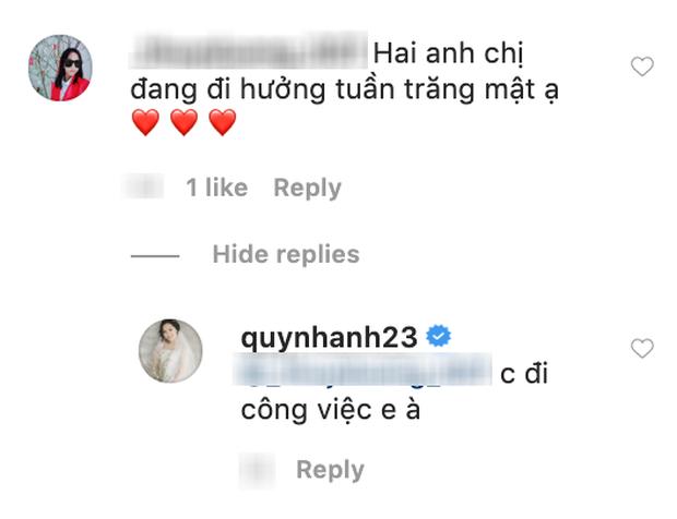 Con gái cựu chủ tịch CLB Sài Gòn - Quỳnh Anh tiết lộ lý do phải hoãn tuần trăng mật với Duy Mạnh sau đám cưới xa hoa - Ảnh 3.