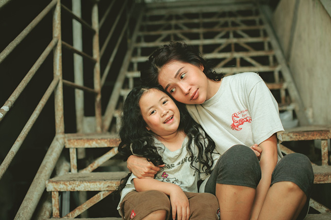 Các mỹ nhân nhí hứa hẹn là nàng thơ cho phim Việt: Toàn thiên thần xinh xắn, có cả Hoa hậu Chu Diệp Anh - Ảnh 4.