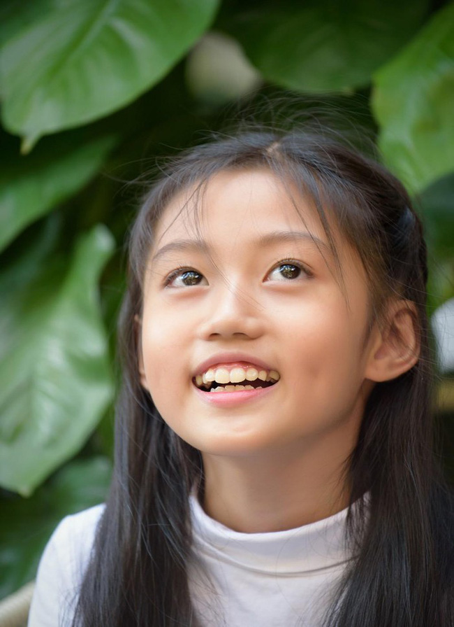 Các mỹ nhân nhí hứa hẹn là nàng thơ cho phim Việt: Toàn thiên thần xinh xắn, có cả Hoa hậu Chu Diệp Anh - Ảnh 7.