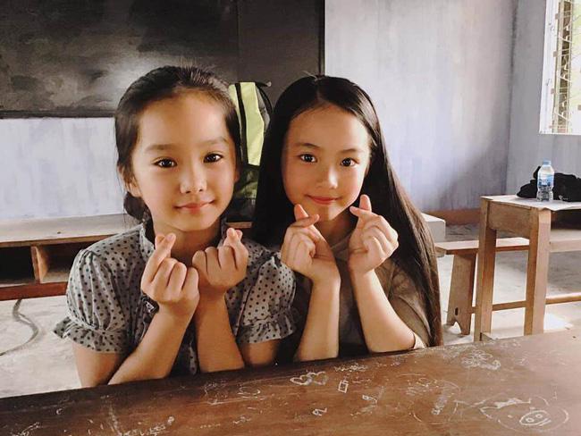 Các mỹ nhân nhí hứa hẹn là nàng thơ cho phim Việt: Toàn thiên thần xinh xắn, có cả Hoa hậu Chu Diệp Anh - ảnh 9