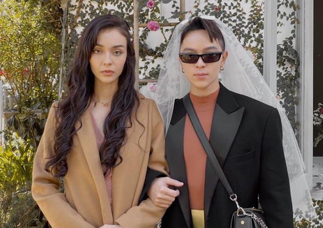 Hai cặp đôi chia tay ồn ào đều xuất hiện trong đám cưới của Tóc Tiên - Ảnh 9.