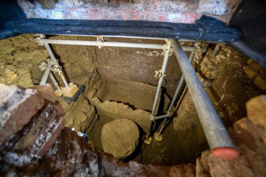 Phát hiện mộ cổ của vị vua đầu tiên của đế chế La Mã: Người lớn lên bằng sữa của sói hoang - Ảnh 4.