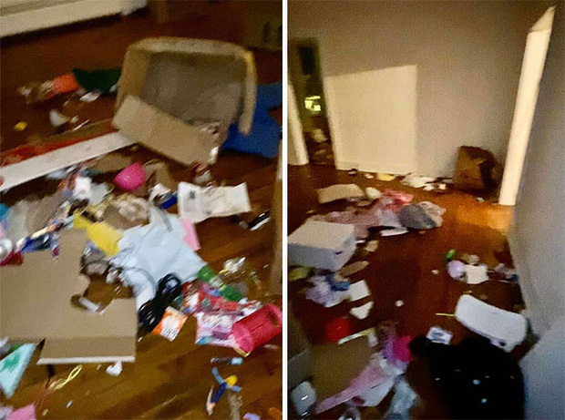 Khách trọ chuyển đi bỏ lại căn phòng ngập ngụa trong rác thải và mùi hôi thối, chủ nhà phải ngậm đắng nuốt cay chịu thiệt hại hơn 200 triệu - Ảnh 1.