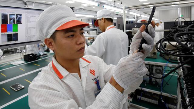 Nikkei: Samsung, SK Group... và các tập đoàn lớn của Hàn Quốc tăng mạnh đầu tư vào Việt Nam giữa bối cảnh nền kinh tế trong nước đang trì trệ - Ảnh 1.