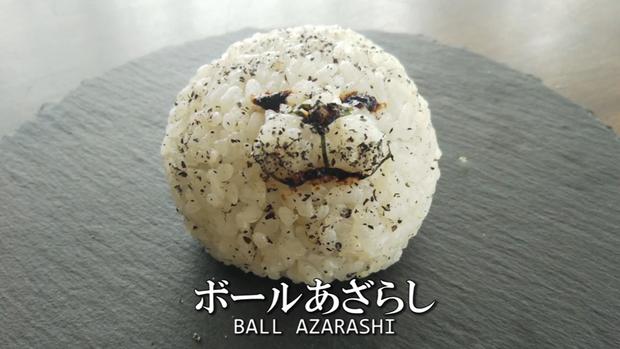 Youtuber người Nhật trổ tài trang trí cơm nắm cực nghệ, trông cưng thế này thì ai đành lòng ăn cơ chứ - Ảnh 2.