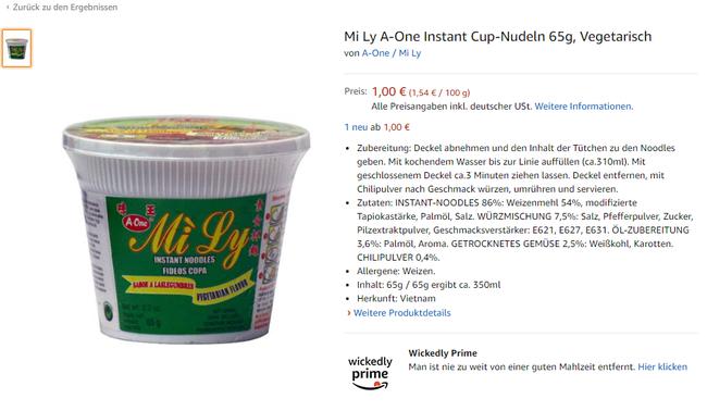 Mì ăn liền Việt âm thầm có mặt tại nhiều trang bán hàng online của nước ngoài với giá bán chắc chắn không hề rẻ - Ảnh 12.