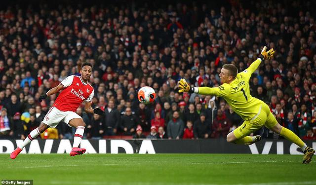 Arsenal 3-2 Everton: Lấy công bù thủ, chiến thắng nghẹt thở! - Ảnh 3.
