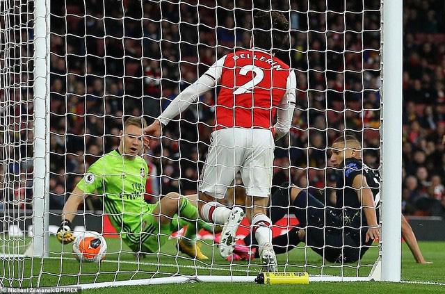Arsenal 3-2 Everton: Lấy công bù thủ, chiến thắng nghẹt thở! - Ảnh 4.