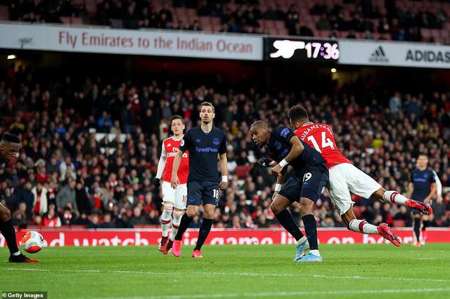 Arsenal 3-2 Everton: Lấy công bù thủ, chiến thắng nghẹt thở! - Ảnh 5.
