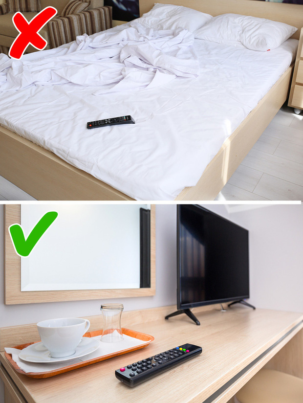 6 phép lịch sự tối thiểu nên làm trước khi trả phòng khách sạn, người thường xuyên du lịch nước ngoài càng nên nhớ - Ảnh 5.