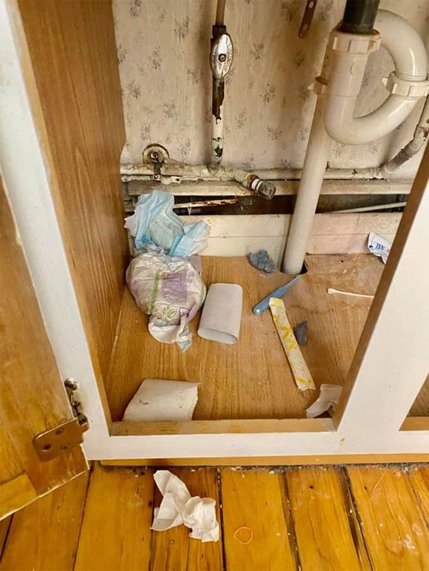 Khách trọ chuyển đi bỏ lại căn phòng ngập ngụa trong rác thải và mùi hôi thối, chủ nhà phải ngậm đắng nuốt cay chịu thiệt hại hơn 200 triệu - Ảnh 7.