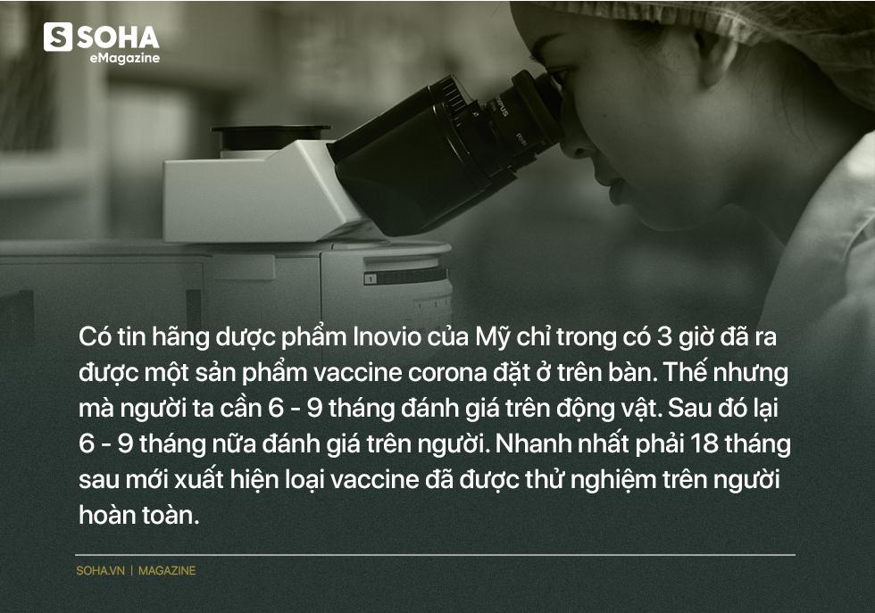 Người Việt CHÍNH THỨC bước vào cuộc đua chế vắc xin Corona và con đường sáng phía sau những cú sốc lớn - Ảnh 8.