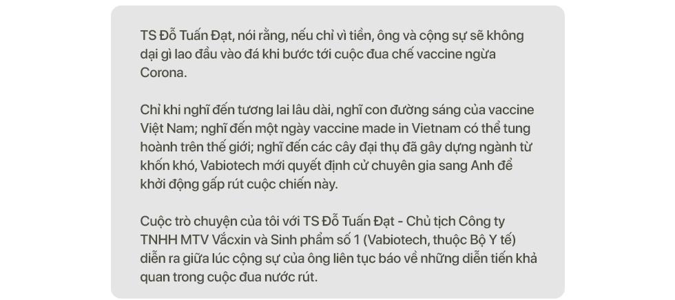 Người Việt CHÍNH THỨC bước vào cuộc đua chế vắc xin Corona và con đường sáng phía sau những cú sốc lớn - Ảnh 1.