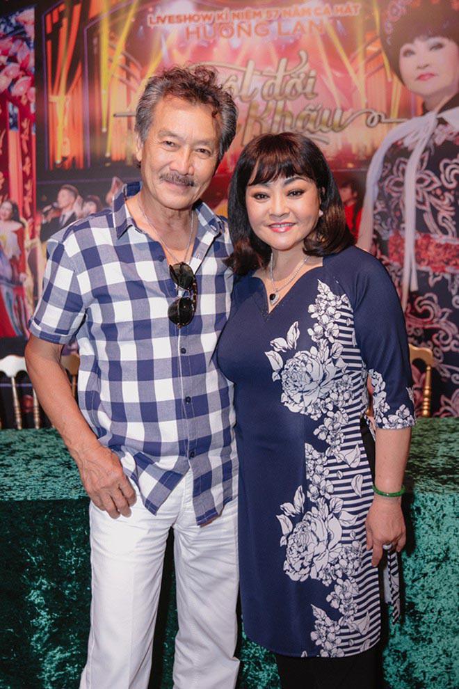 Cuộc sống giàu có ở tuổi 64 của danh ca Hương Lan cùng người chồng thứ hai - Ảnh 3.