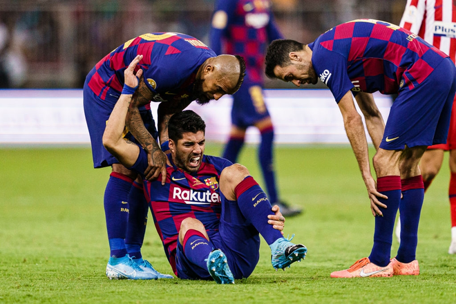 Messi và những lý do có thể khiến Barca không thể vô địch Champions League mùa này - Ảnh 3.