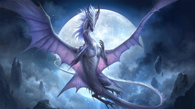 Màu sắc vảy rồng và cách phân chia sức mạnh từng loài trong thần thoại, hóa ra rồng đen là con xấu tính nhất - Ảnh 3.