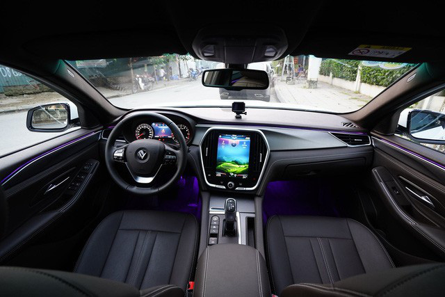 Giá xe VinFast Lux A2.0 chạy lướt hạ nhiệt, xe mới mua 3 tháng bán rẻ ngang Toyota Altis 2020 - Ảnh 4.
