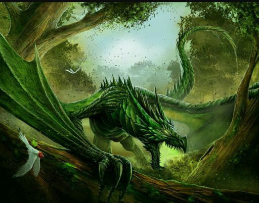 Màu sắc vảy rồng và cách phân chia sức mạnh từng loài trong thần thoại, hóa ra rồng đen là con xấu tính nhất - Ảnh 5.