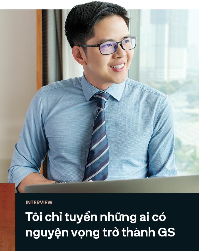 GS người Việt muốn nâng giấc ngủ cho 2,1 tỷ người và 25 bằng sáng chế trên đất Mỹ - Ảnh 9.