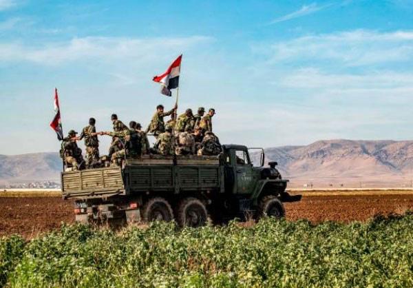 Đại quân Thổ ồ ạt tập kết: KQ Nga sẵn sàng giáng đòn sấm sét - QĐ Syria báo động đỏ trước tình huống xấu nhất - Ảnh 1.