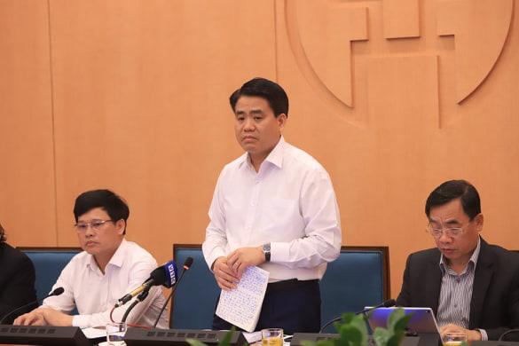 Chủ tịch Hà Nội: Chúng ta phải khẳng định, đến giờ phút này Hà Nội chưa phát hiện trường hợp lây nhiễm chéo dịch Covid-19 - Ảnh 2.